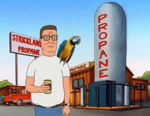 Is propane heat safe for my bird?