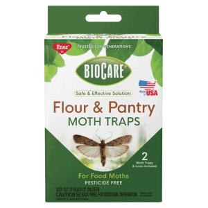Pest Control Moth Traps with Pheromones BioCare 2 Pack