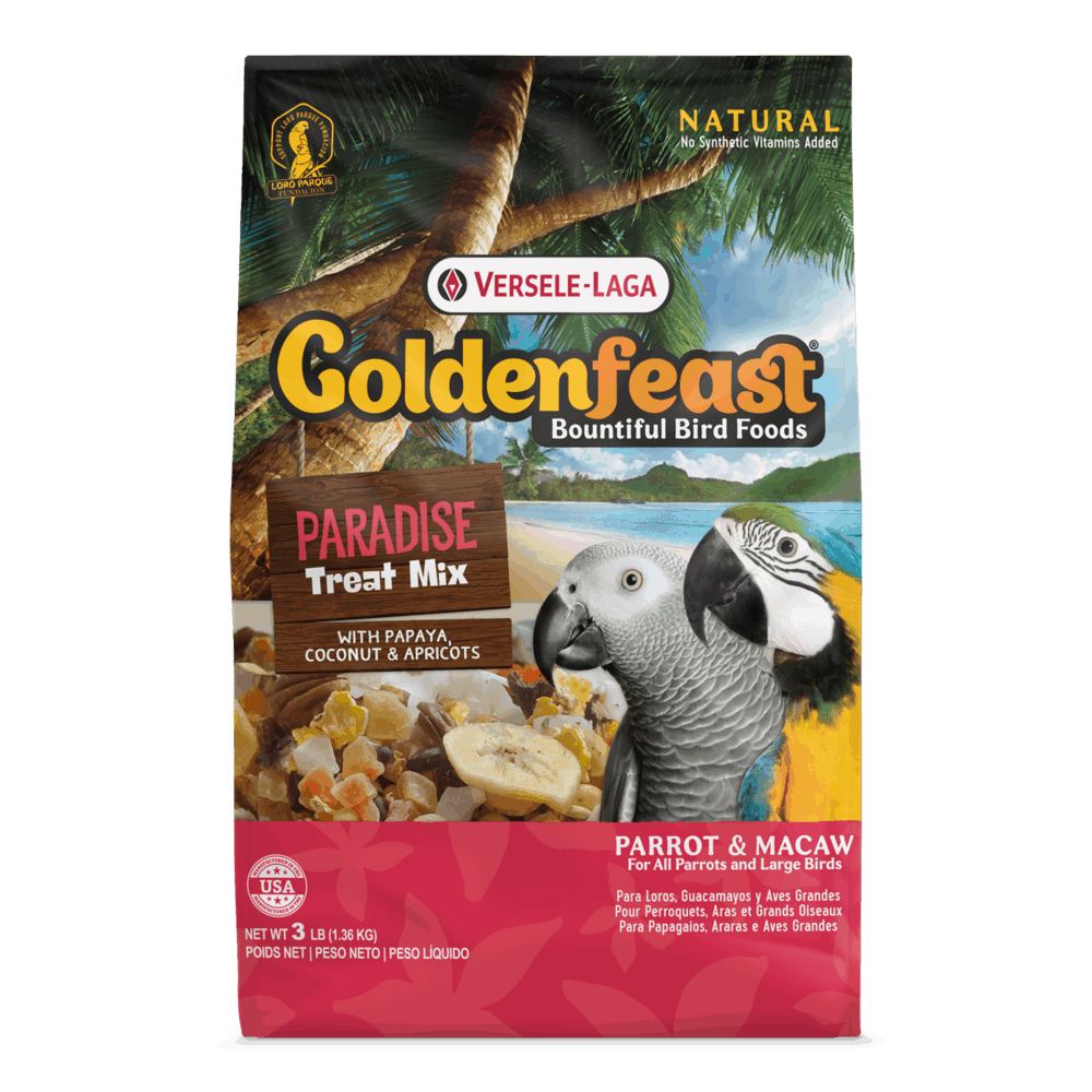 Goldenfeast Paradise Treat Mix 3 lb
