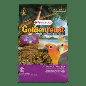 Goldenfeast South American Blend (Conure Blend) 3 lb