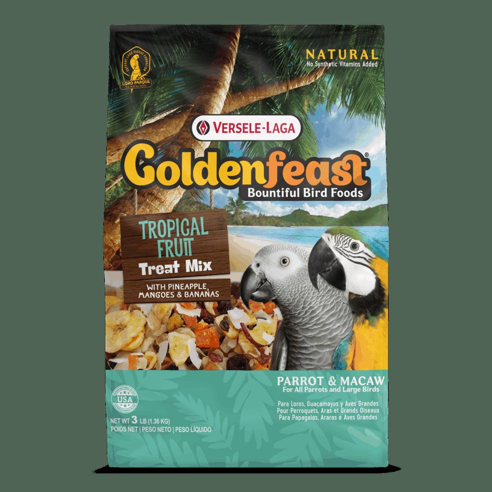 Goldenfeast Tropical Fruit Treat Mix 3 lb