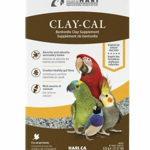 Clay-Cal Calcium Supplement by Hagen Hari 1.27 lb (575g) Box