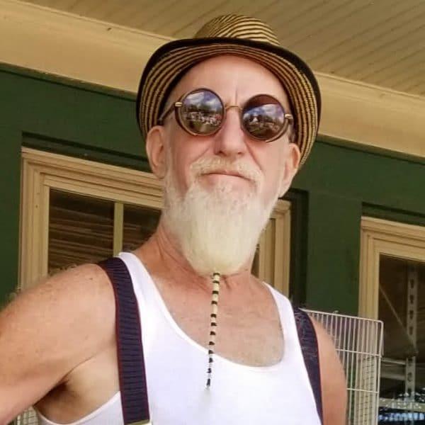 Mitch rezman front porch labor day 2019