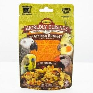 Higgins Worldly Cuisines African Sunset Microwave In Bag 2 oz