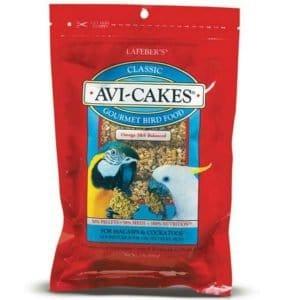 Lafebers Classic Avi-cakes For Macaw & Cockatoo 20 lb
