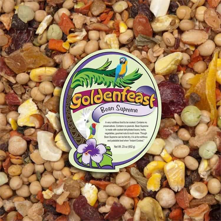 Goldenfeast Bean Supreme Cookable Peanut Free 23 oz (652 G)