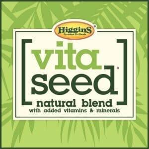 Higgins Premium vita Seed Bird Food
