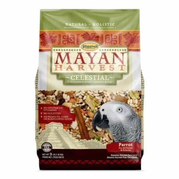 Celestial mayan harvest 4