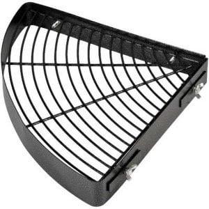 Flat Perch Corner Shelf Perch by Prevue Metal Black 17 x 11