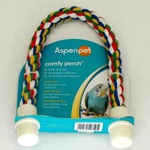 Comfy Rope Perch Small 14 Inch (35.6 cm) By Booda