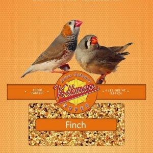 Volkman Avian Science Super Finch Food 4 lb