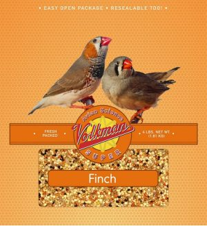 Volkman Avian Science Super Finch Food 4 lb (1.81 Kg)