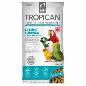 Tropican Lifetime Parrot Sticks by Hagen Hari 3.3 lb