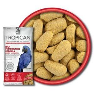 Tropican High Performance Parrot Biscuits by Hagen Hari 3.3 lb