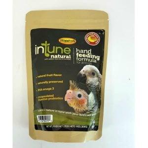 Higgins Intune Natural Hand Feeding Formula 10 oz