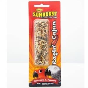 Higgins Sunburst Treat Stick for Large Parrots – Ragin Cajun