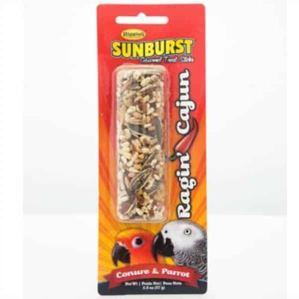 Higgins sunburst treat stick ragin cajun 2