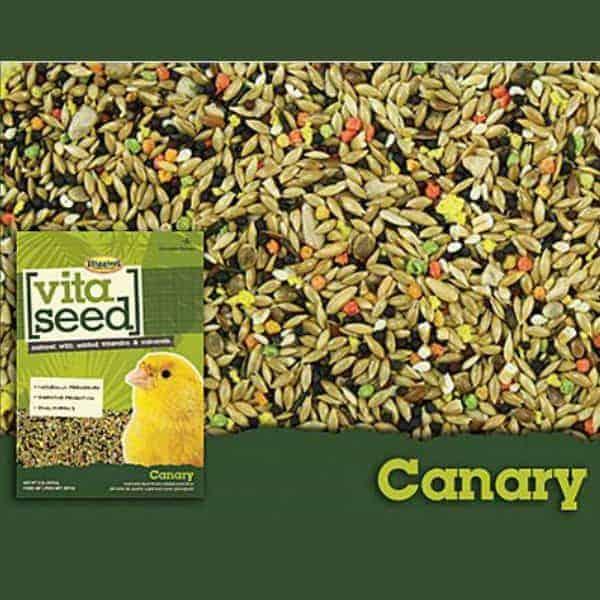 Higgins Vita Canary Specific With Probiotics 25 lb (11.34 Kg)