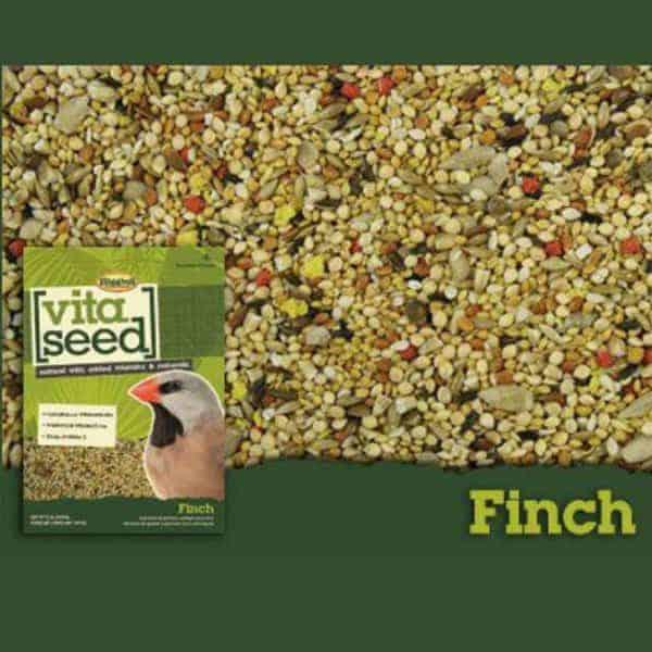 Higgins Vita Finch Specific With Probiotics 25 lb (11.34 Kg)