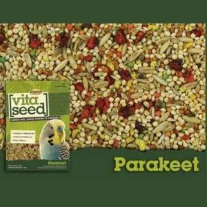 Higgins Vita Parakeet Specific With Probiotics 2.5 lb (1.34 Kg)