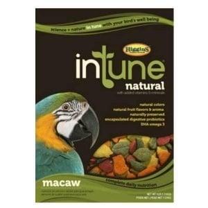 Higgins Intune Pellets Macaw 18 lb (8.165 Kg)