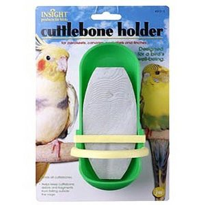 JW Pet Activitoy for Small Birds – Cuttlebone Holder