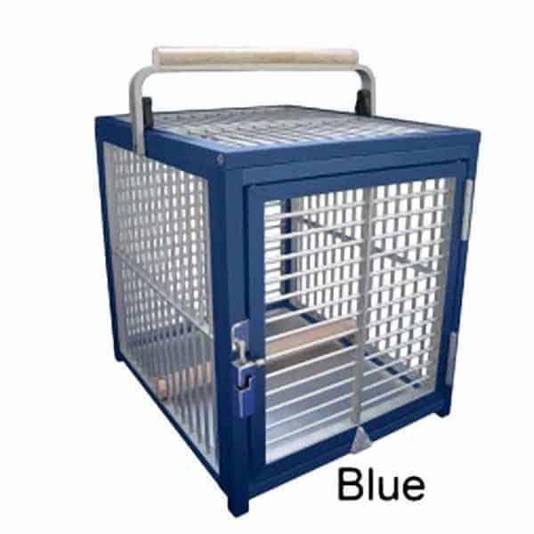Kings small aluminum carrier blue 2