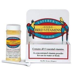 Avi-Vera Bird Vitamins by Lafebers 1.25 oz