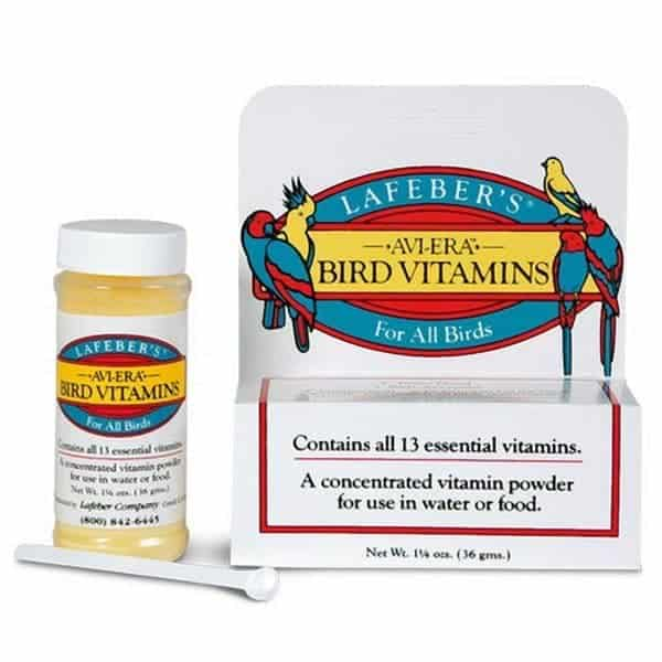 Avi-Vera Bird Vitamins by Lafebers 1.25 oz (36 G)