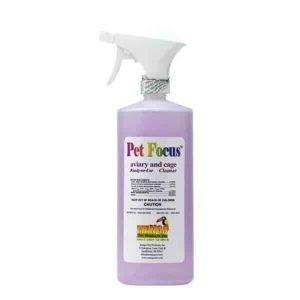 Mango Pet Focus Cleaner & Sanitizer RTU Spray 32 oz