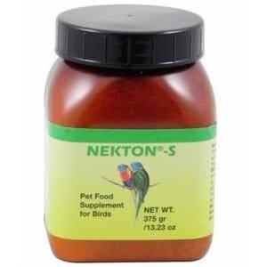 Nekton S Multi-vitamin Supplement For Cage Birds 375 g (13.23 oz)