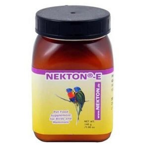 Nekton E Vitamin E for Birds and Parrots 70 g (2.55 oz)