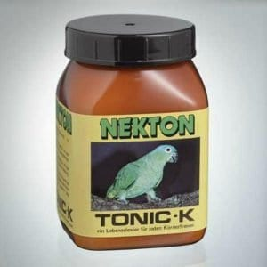 Nekton Tonic K Booster Seed Eating Birds 200 g (7 oz)