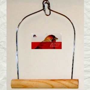 Birdie Basics Swing by Prevue Pet for Cockatiel 5×6