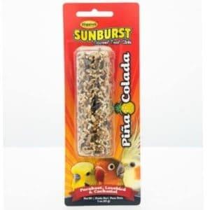 Higgins Sunburst Treat Stick Small Parrots – Pina Colada