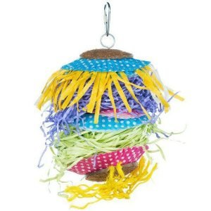 Calypso Creations Bird Toy 62675 Barn Dance