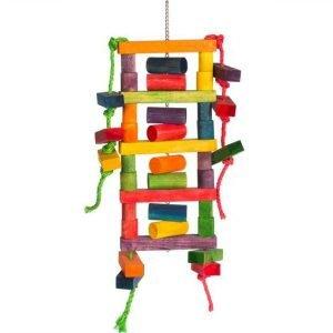 Bodacious Bird Toy 60943 – Blockhead