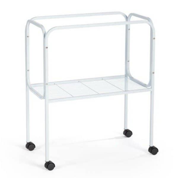 Bird Cage Stand W Shelf by Prevue 447 26X14 White