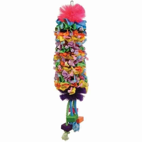 Calypso Preening Bird Toy for Large Parrots – Dagwood