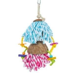 Calypso Creations Bird Toy 62521 Car Wash