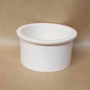 Ceramic Birdcage Crock for Prevue Select Line 6404 10 oz 1 pc