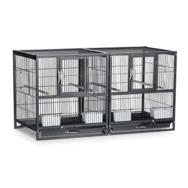 Prevue f075 cage hamptons bird rgb 2
