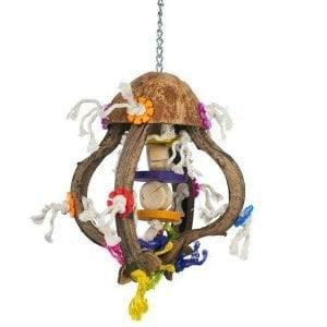 Calypso Creations Bird Toy 62671 Jellyfish
