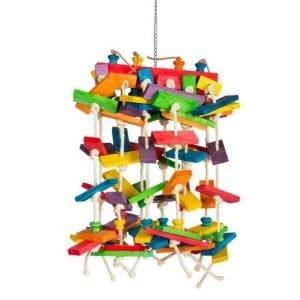 Bodacious Bird Toy 60944 – Waterfall