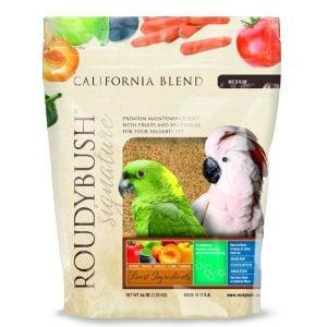 Roudybush California Blend Bird Food Pellets Medium 10 lb (4.55 kg)
