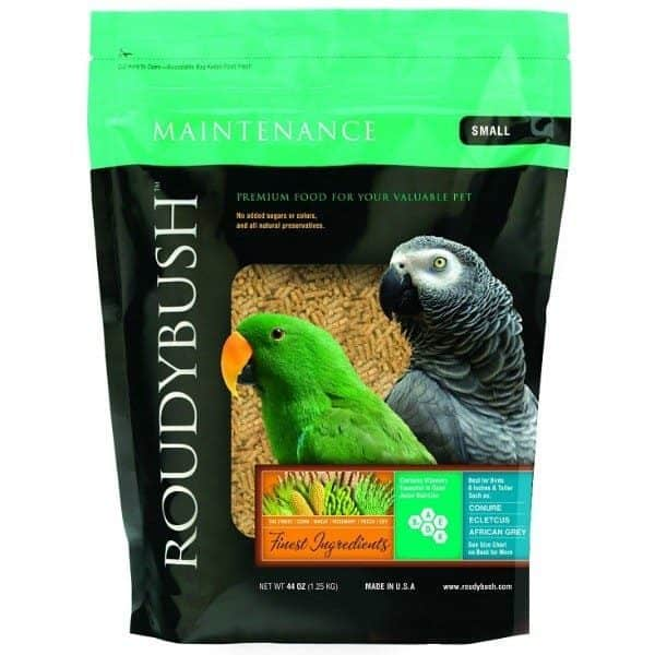 Roudybush small daily maintenance bird pellets 10 lb 4. 55 kg 4