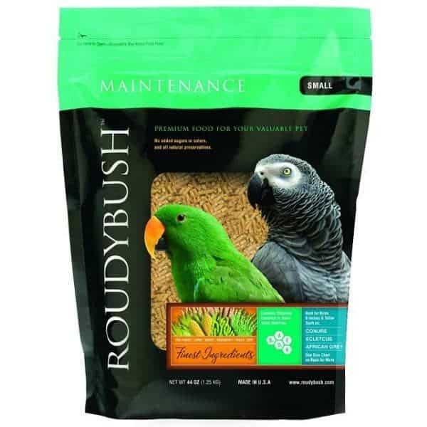 Roudybush small daily maintenance bird pellets 25 lb 11. 34 kg 2