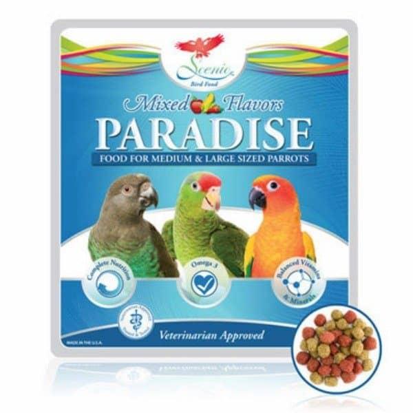 Scenic paradise mix 6