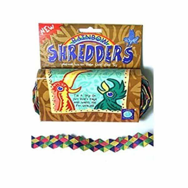 Shredder rainbow zigzag 1