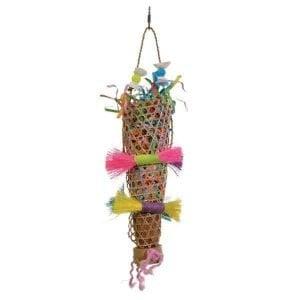 Tropical Teasers Bird Toy 62513 – Confetti Kazoo